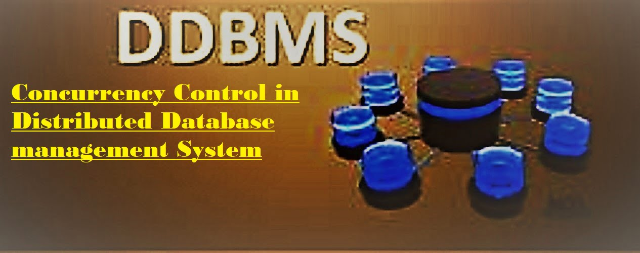Concurrency Control in Distributed Database System