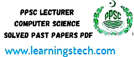 ppsc past papers computer science pdf
