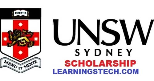 unsw international scholarships
