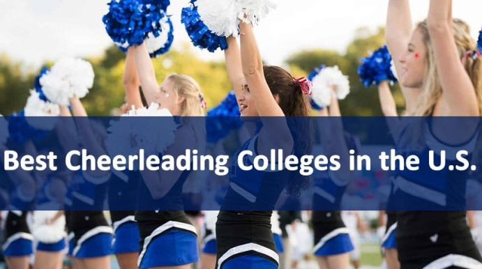 Best Cheerleading Colleges in the United States 2022